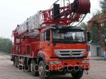 Wuyue TAZ5374TXJ well-workover rig truck