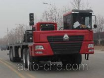 Wuyue TAZ5485TXJ well-workover rig chassis