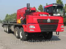 Wuyue TAZ5605TXJ well-workover rig chassis