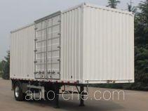 Wuyue TAZ9184XXYA box body van trailer
