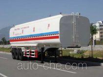 Wuyue TAZ9340GYY oil tank trailer
