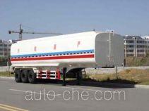 五岳牌TAZ9390GYY型运油半挂车