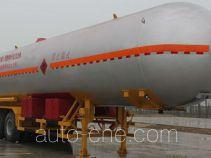 Wuyue TAZ9403GYQC liquefied gas tank trailer