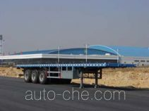 Wuyue TAZ9373TJZ container carrier vehicle