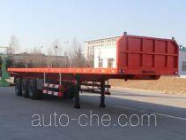 Wuyue TAZ9404TPB flatbed trailer