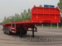 Wuyue TAZ9404TPBD flatbed trailer