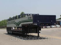 Wuyue TAZ9404TYC timber/pipe transport trailer