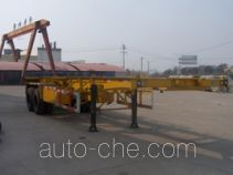 Xinyan TBY9350TJZG container transport trailer