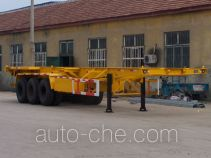 Xinyan TBY9370TJZ container transport trailer