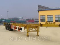 Xinyan TBY9372TJZG container transport trailer