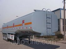 Xinyan TBY9401GHY chemical liquid tank trailer