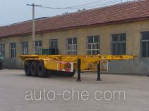 Xinyan TBY9400TJZ container transport trailer
