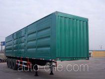 Xinyan TBY9400XXY box body van trailer