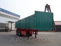 Xinyan TBY9401TZX dump trailer