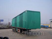 Xinyan TBY9401XXY box body van trailer