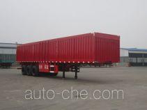 Xinyan TBY9402XXY box body van trailer