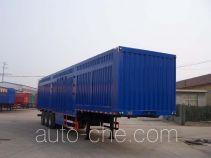 Xinyan TBY9403XXY box body van trailer