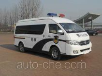 Zhongtian Zhixing TC5030XQC prisoner transport vehicle