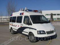 Zhongtian Zhixing TC5036XZH crime detection command vehicle
