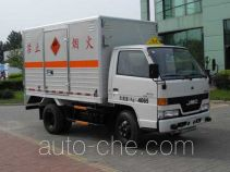 Zhongtian Zhixing TC5040XQY explosives transport truck
