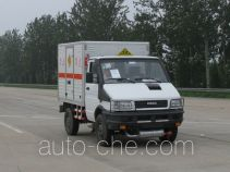 Zhongtian Zhixing TC5041XQY explosives transport truck