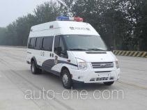 Zhongtian Zhixing TC5042XQC prisoner transport vehicle