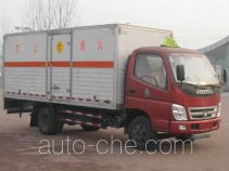 Zhongtian Zhixing TC5042XQY explosives transport truck