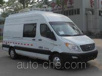 中天之星牌TC5043XJE型监测车