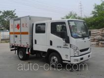 Zhongtian Zhixing TC5045XQY2 explosives transport truck