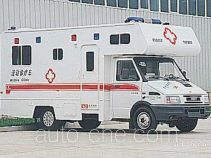 Zhongtian Zhixing TC5050XZL medical diagnosis and treatment vehicle