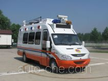 Zhongtian Zhixing TC5055XZH communications command vehicle