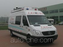Zhongtian Zhixing TC5056XTX satellite communication vehicle