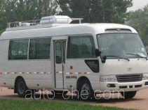 中天之星牌TC5057XJE1型监测车