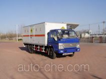 Zhongtian Zhixing TC5060XQY explosives transport truck