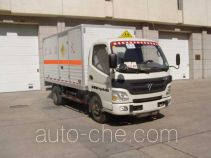 Zhongtian Zhixing TC5061XQY1 explosives transport truck