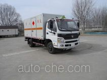 Zhongtian Zhixing TC5080XQY explosives transport truck