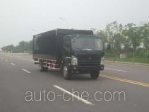 Zhongtian Zhixing TC5090CBZ police supply truck