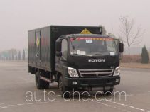 Zhongtian Zhixing TC5090XQY explosives transport truck