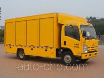 Zhongtian Zhixing TC5090XZB equipment transport vehicle