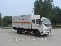 Zhongtian Zhixing TC5091XQY explosives transport truck