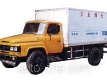 Zhongtian Zhixing TC5092XQY explosives transport truck