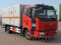 Zhongtian Zhixing TC5100XQY explosives transport truck