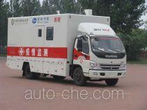 Zhongtian Zhixing TC5120XJC inspection vehicle