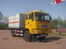 Zhongtian Zhixing TC5150XQY explosives transport truck