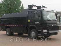 Zhongtian Zhixing TC5160GFB anti-riot police water cannon truck