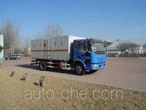 Zhongtian Zhixing TC5160XQY explosives transport truck