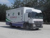 Zhongtian Zhixing TC5170XDS television vehicle