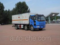 Zhongtian Zhixing TC5190XQY explosives transport truck
