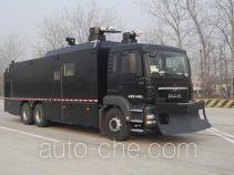 Zhongtian Zhixing TC5240GFB anti-riot police water cannon truck