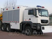 Zhongtian Zhixing TC5250XJY rescue vehicle